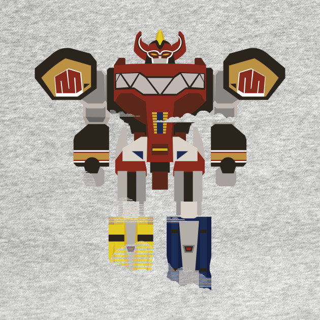 The Mega of Zords